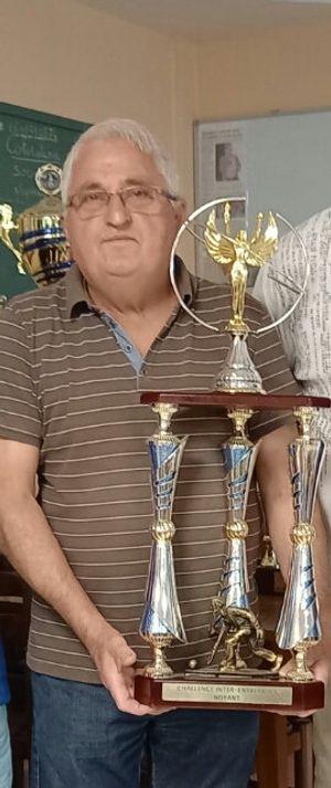 Palmarès du 26 ième Challenge Inter-Entreprises 2020, (finale jouée en 2021).