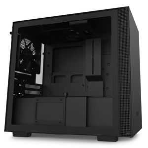 NZXT H210I MINI-ITX -MATTE BLACK *เคส