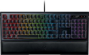 RAZER ORNATA CHROMA MECHANICAL (RUBBER DOME SWITCH / RGB / EN-TH)  *คีย์บอร์ดเกมมิ่ง