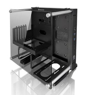 THERMALTAKE CORE P1 TEMPERED GLASS WALL MOUNT  *เคส