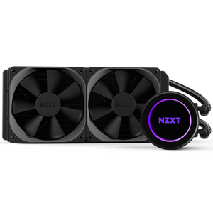 NZXT KRAKEN X52 RGB 240 MM (120 X 2) PROMOTION *ชุดน้ำปิด