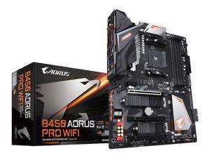 GIGABYTE AMD B450 AORUS PRO WIFI *เมนบอร์ด