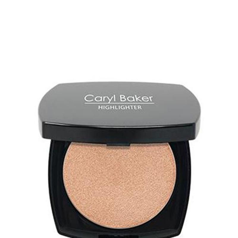 Caryl baker highlighter compact - moonlit