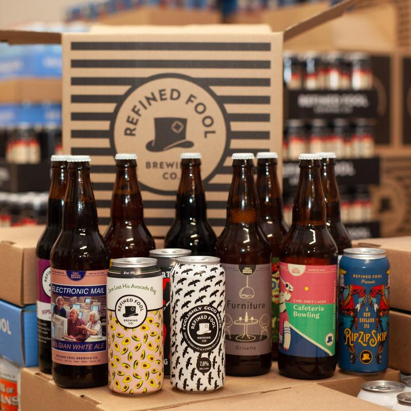 Postman's delight - monthly beer subscription
