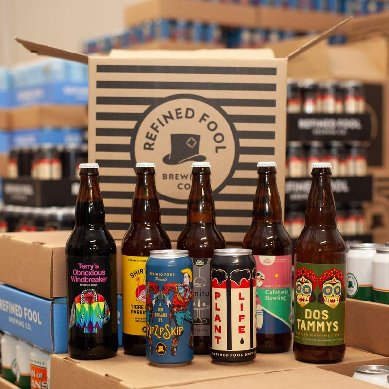 Cardboard dreams - monthly beer subscription