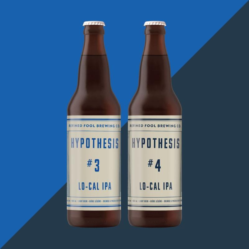 Hypothesis #3 and #4 - lo-cal ipa