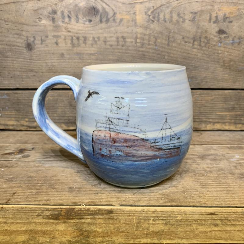 Ladies of the lake - mug 11