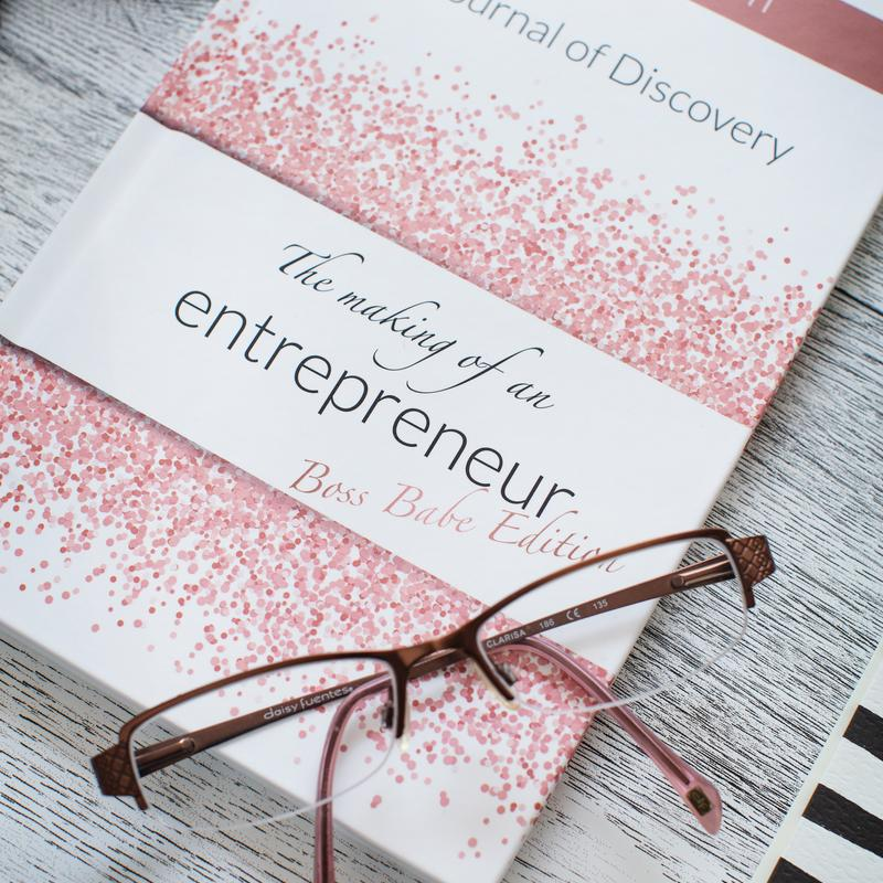 The making of an entreprenuer - journal