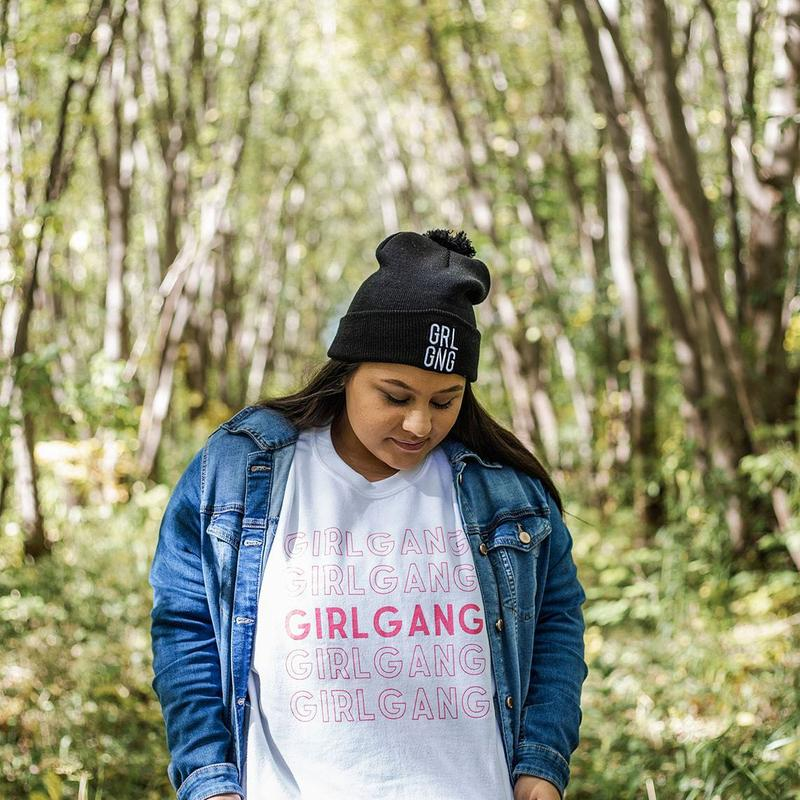 Girl gang x5 crewneck