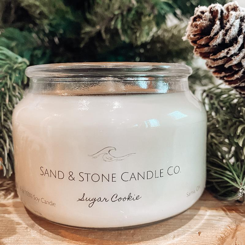 10 oz Sugar Cookie Soy Candle