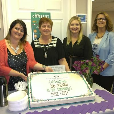 Sexual Assault Survivors' Centre Sarnia-Lambton