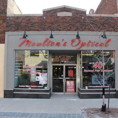 Moulton's Optical Centre