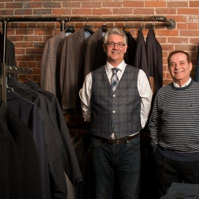 Reno Fine Clothing for Men