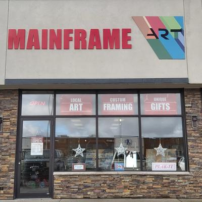 Mainframe Picture Framing