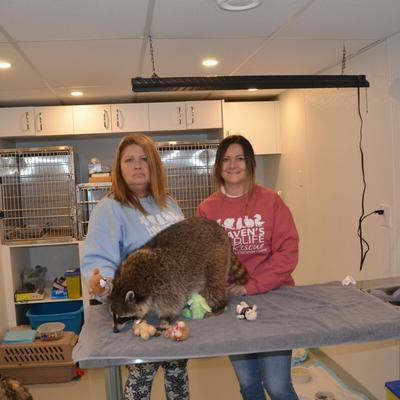 Heaven's Wildlife Rescue Rehabilitation & Education Centre