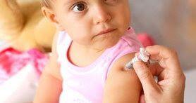 дети,вакцинация