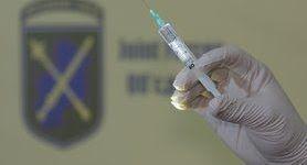 Понад 8 тисяч воїнів ОС завершили вакцинацію проти коронавірусу, - пресцентр