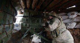 Twenty-six ceasefire violations recorded in eastern Ukraine