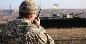 Ukrainian troops come under mortar fire in Donetsk region
