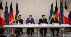 Пєсков про нові нормандські переговори: Потрібно виконати хоч якісь попередні домовленості