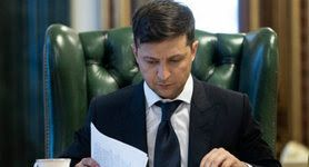 Zelenskyi signs decree on extended, new sanctions against 55 banks, fiscal companies of Russia, so called ORDLO banks