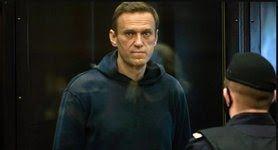 Навальний хотів, щоб його затримали, - Путін
