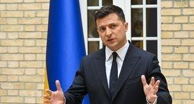 Zelenskyi proposes new format of negotiations, which would include Donbas, Crimea, Nord Stream 2