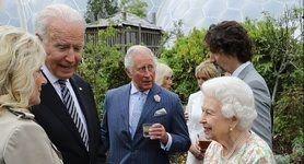 Байден порушив королівський протокол на саміті G7, - Daily Mail