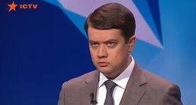 Голосование по отставкам 3 министров состоится 18 мая на внеочередном заседании Рады, - Разумков