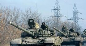 Russia must stop massing its troops on border with Ukraine - Stoltenberg