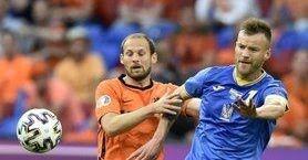 """Very strong game"" - Zelenskyi about Ukraine-Netherlands match"