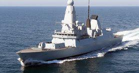 British Defense Ministry denies Russia fires warning shots at Royal Navy HMS Defender near Crimea
