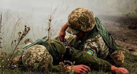 Two servicemen wounded in eastern Ukraine
