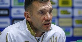 Шевченко про гру збірної України на Євро-2020: Я задоволений командою. Попри те, що ми програли матч, ми запишемо його собі в плюс