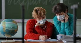 Only 32% of education workers sign up for vaccination against COVID-19 - Shkarlet