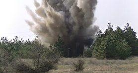 Occupiers launch eight attacks on Ukrainian troops in JFO area