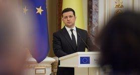 Zelenskyi, U.S. Senators discuss situation in Donbas
