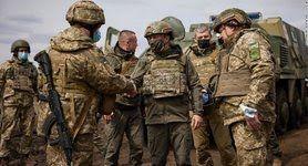 Україна готова до вторгнення Росії, - Зеленський