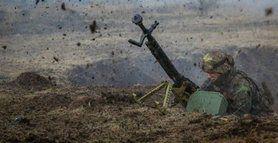 Invaders violate ceasefire in eastern Ukraine nine times