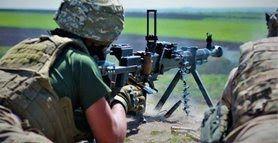 Ten ceasefire violations recorded in JFO area. Ukrainian soldier wounded
