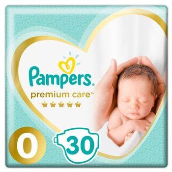 Πάνες Pampers Premium Care Micro 0 (