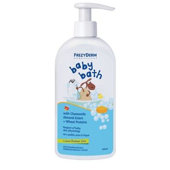 Frezyderm Baby Bath 200+100ml Δώρο