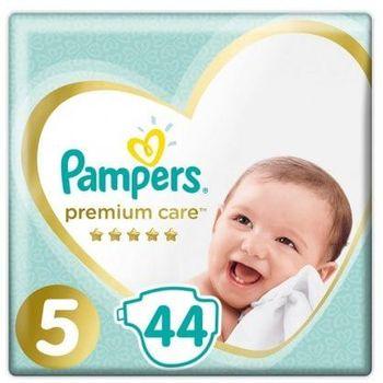 Πάνες Pampers Premium Care Jumbo Pack Νο5 (11-16kg) 44τεμ