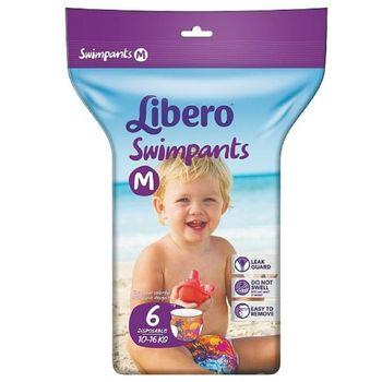 Πάνες Libero Swimpants Medium (10-16kg) 6τεμ