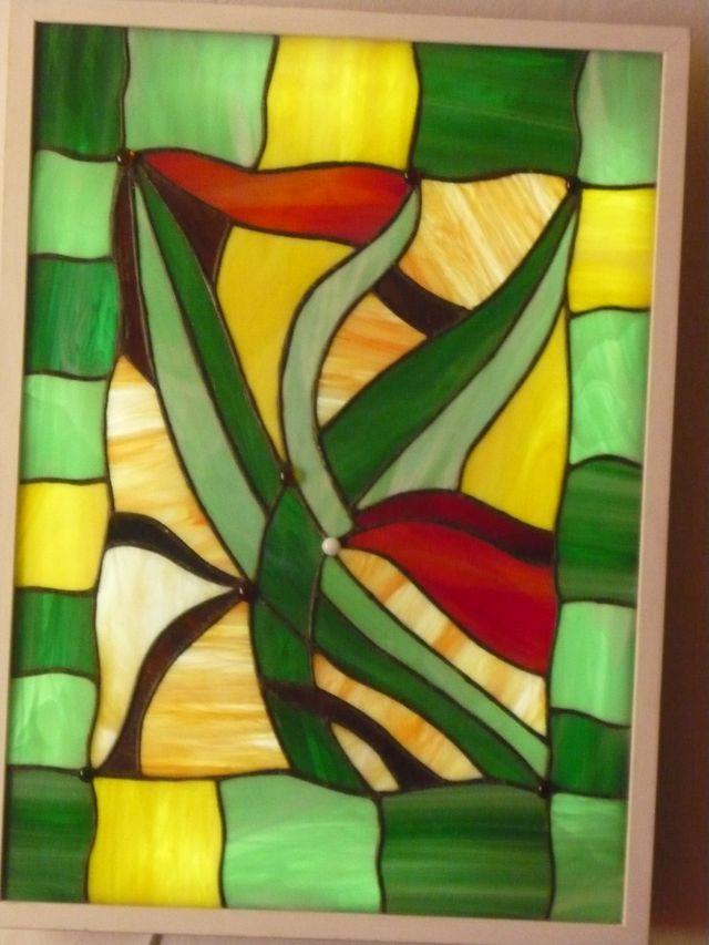 Atelier de vitrail Verre et Lumière - Cotignac