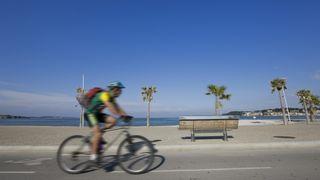 Parcours cyclable du littoral - V65 : Six-Fours-les-Plages > la Seyne