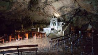 Grotte de Sainte Marie Madeleine et circuit de la Sainte Baume