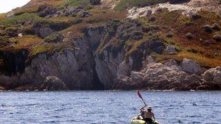Balade en kayak ou paddle