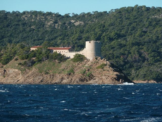 Le fort de Port Man