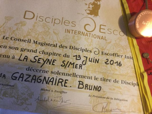 La Table de Bruno - Saint Maximin la Sainte Baume
